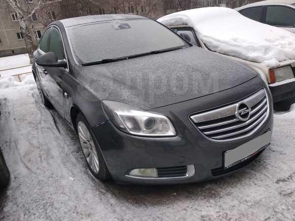 Opel Insignia, 2008 год, 492 000 руб.