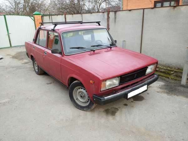 Лада 2105, 2007 год, 45 000 руб.
