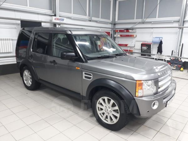 Land Rover Discovery, 2007 год, 777 000 руб.