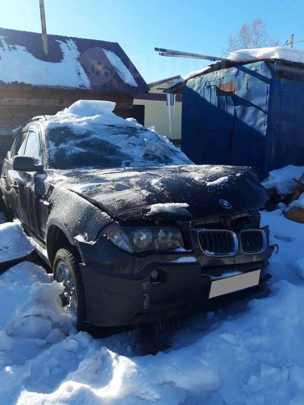 BMW X3, 2004 год, 100 000 руб.