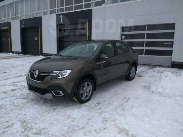 Renault Logan Stepway, 2019 год, 953 980 руб.