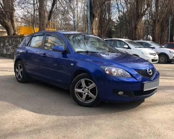 Mazda Mazda3, 2008 год, 439 000 руб.