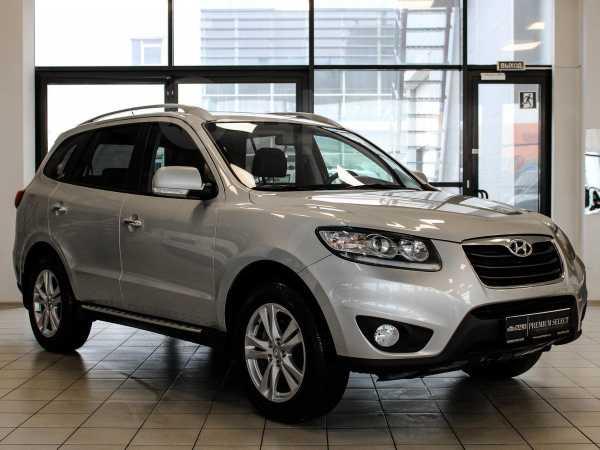Hyundai Santa Fe, 2011 год, 785 000 руб.