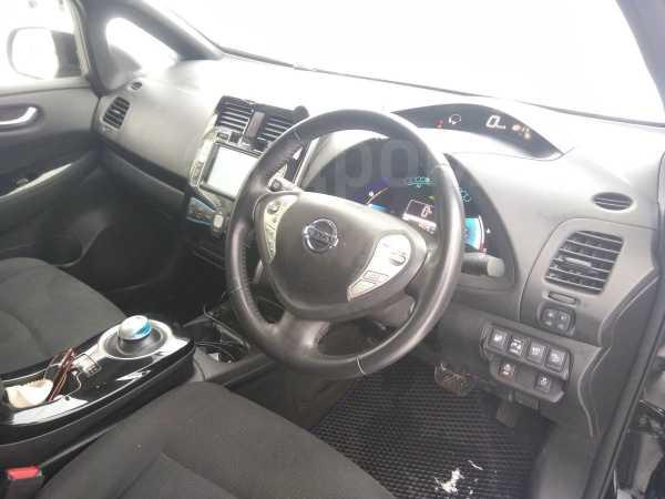 Nissan Leaf, 2015 год, 750 000 руб.