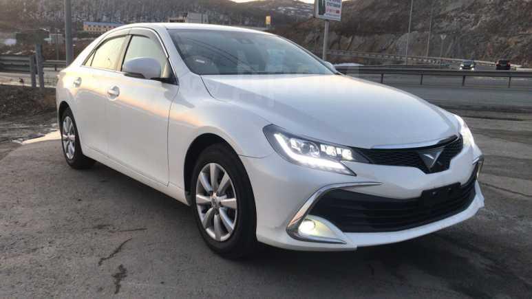 Toyota Mark X, 2017 год, 1 290 000 руб.