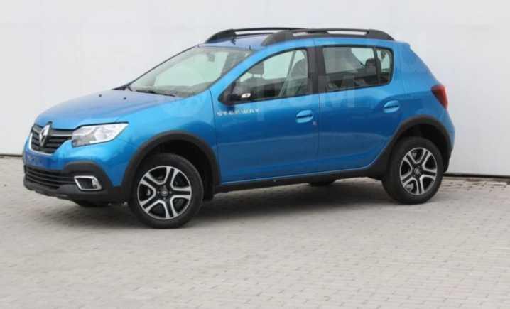Renault Sandero Stepway, 2019 год, 984 990 руб.