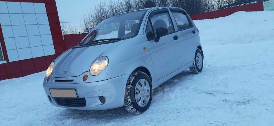 Daewoo Matiz, 2011 год, 129 000 руб.