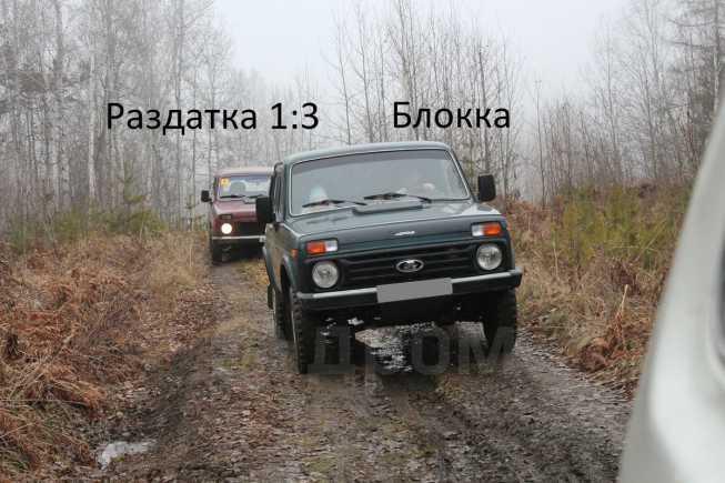 Лада 4x4 2121 Нива, 2006 год, 190 000 руб.