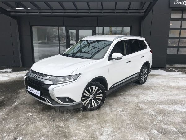 Mitsubishi Outlander, 2019 год, 2 050 000 руб.