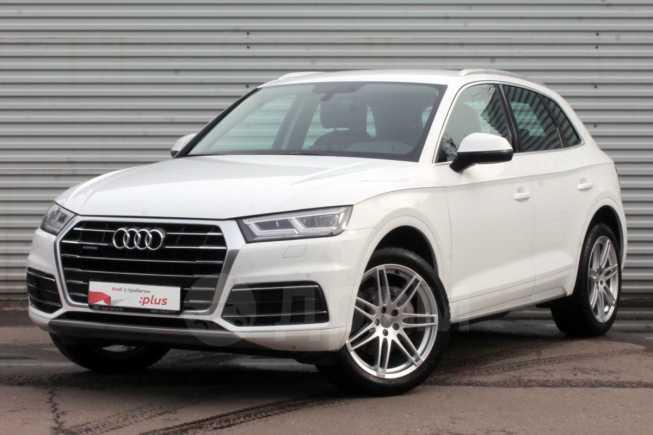 Audi Q5, 2017 год, 2 489 000 руб.