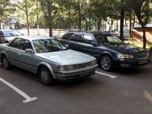 Москва Carina ED 1987