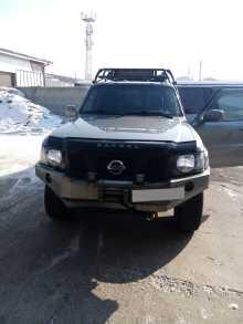 Усолье-Сибирское Patrol 2008