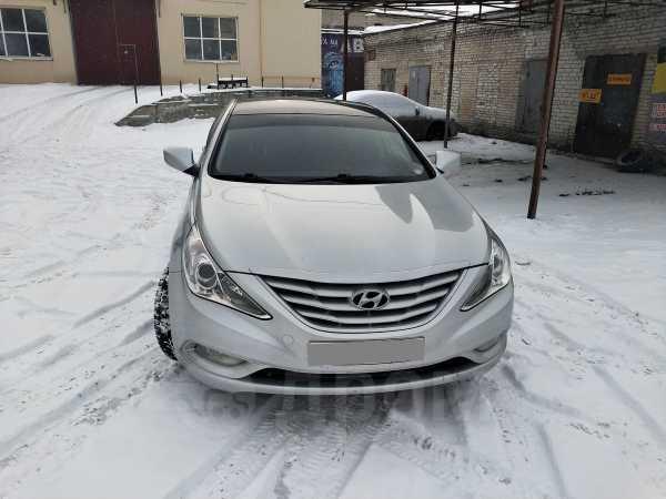 Hyundai Sonata, 2011 год, 640 000 руб.