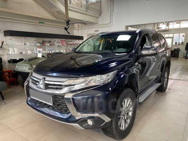 Mitsubishi Pajero Sport, 2017 год, 1 850 000 руб.