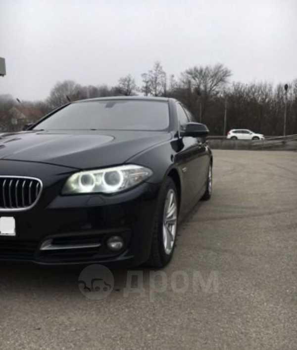 BMW 5-Series, 2014 год, 1 050 000 руб.
