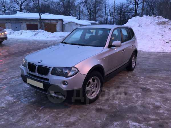 BMW X3, 2009 год, 730 000 руб.