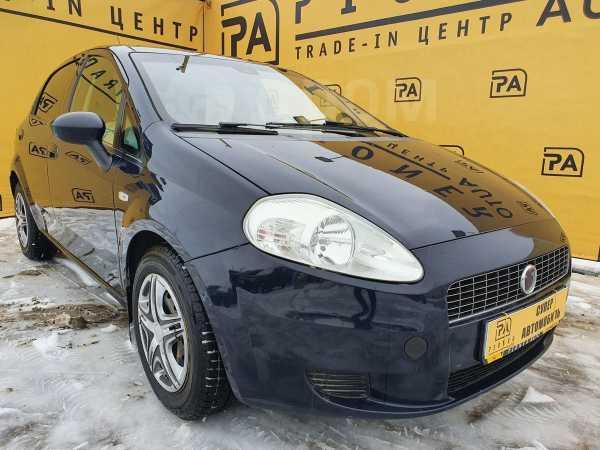 Fiat Punto, 2008 год, 247 100 руб.