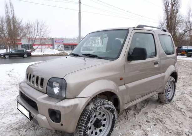 Suzuki Jimny, 2004 год, 415 000 руб.