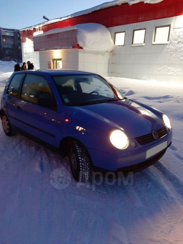Volkswagen Lupo, 1999 год, 100 000 руб.