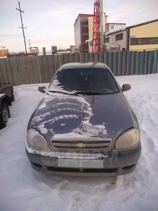 Chevrolet Lanos, 2007 год, 25 000 руб.