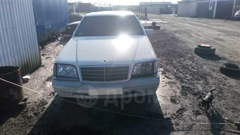 Mercedes-Benz S-Class, 1994 год, 130 000 руб.