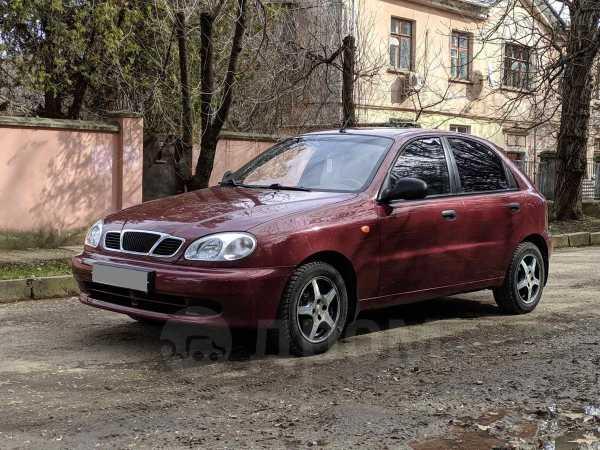ЗАЗ Шанс, 2011 год, 179 900 руб.