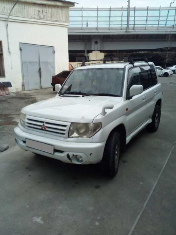 Mitsubishi Pajero, 1999 год, 260 000 руб.