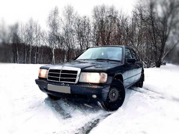 Mercedes-Benz 190, 1990 год, 75 000 руб.