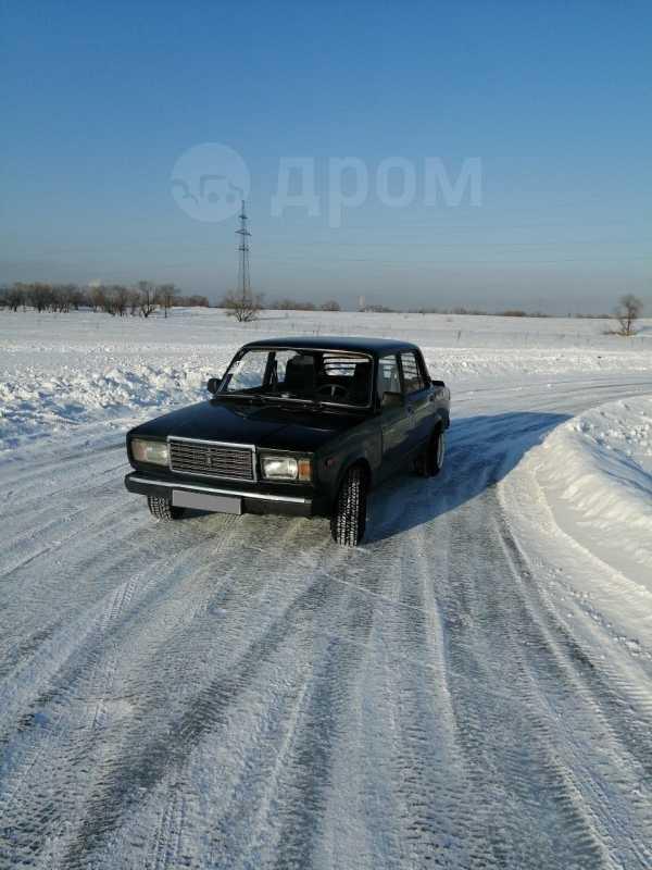 Лада 2107, 1987 год, 80 000 руб.