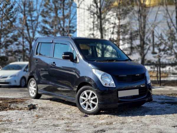 Suzuki Wagon R, 2011 год, 253 000 руб.