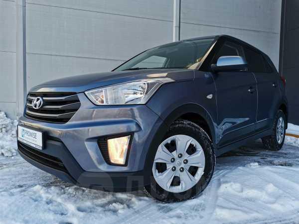 Hyundai Creta, 2017 год, 805 000 руб.
