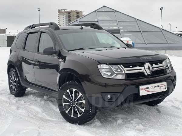 Renault Duster, 2016 год, 708 000 руб.