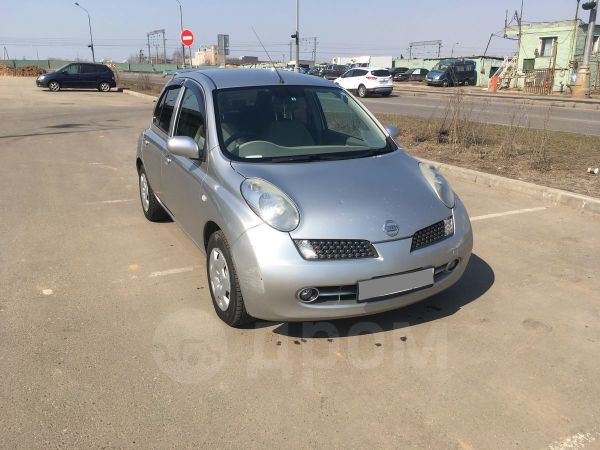 Nissan March, 2007 год, 200 000 руб.