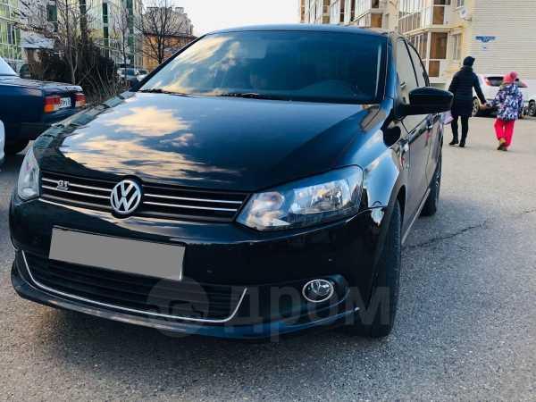 Volkswagen Polo, 2012 год, 399 999 руб.
