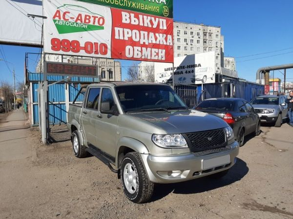 УАЗ Пикап, 2013 год, 370 000 руб.