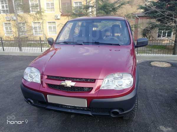Chevrolet Niva, 2013 год, 388 000 руб.