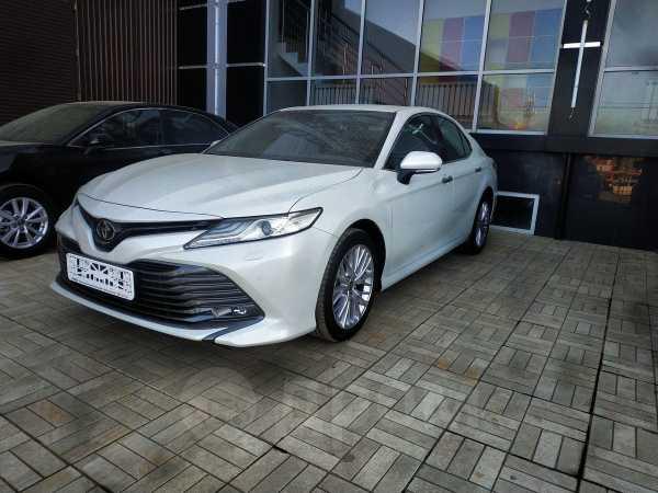 Toyota Camry, 2020 год, 1 940 000 руб.