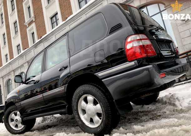 Toyota Land Cruiser, 2004 год, 1 399 999 руб.