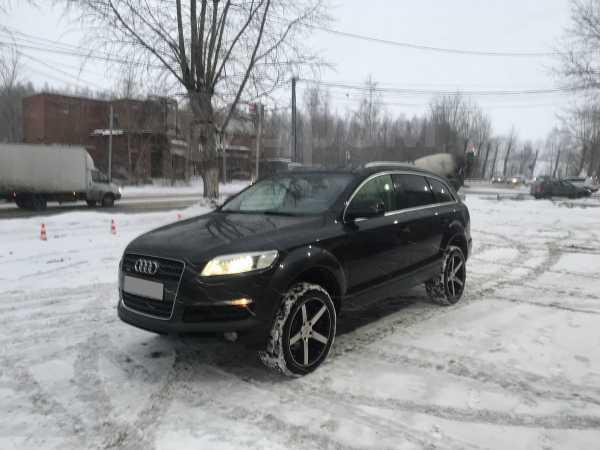 Audi Q7, 2007 год, 550 000 руб.