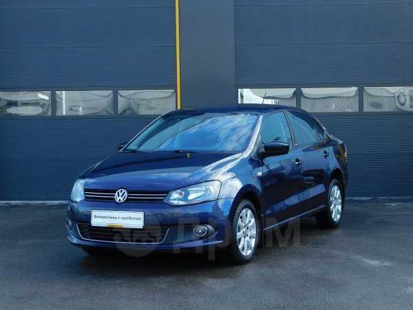 Volkswagen Polo, 2014 год, 447 780 руб.