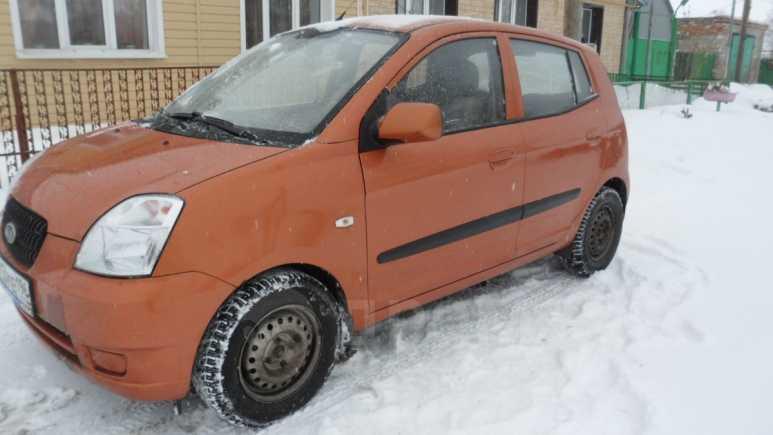 Kia Picanto, 2008 год, 280 000 руб.