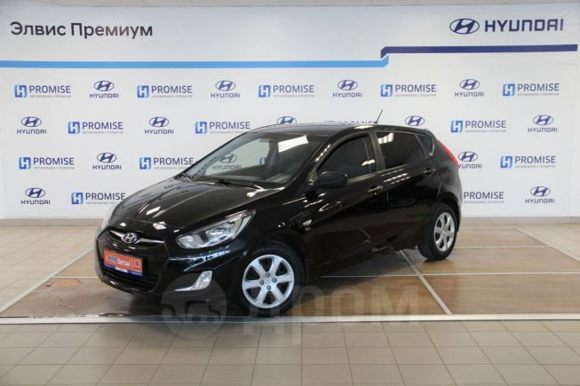 Hyundai Solaris, 2014 год, 517 000 руб.