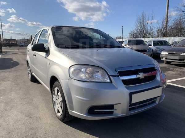 Chevrolet Aveo, 2007 год, 239 000 руб.