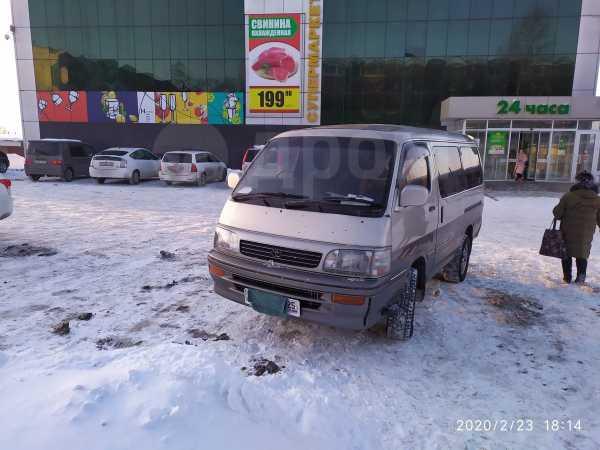 Toyota Hiace, 1988 год, 390 000 руб.