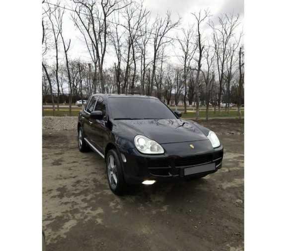 Porsche Cayenne, 2005 год, 650 000 руб.
