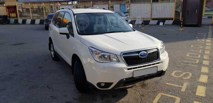 Subaru Forester, 2015 год, 1 350 000 руб.