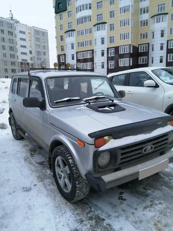 Лада 4x4 2131 Нива, 2010 год, 185 000 руб.
