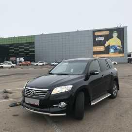 Улан-Удэ Toyota RAV4 2012