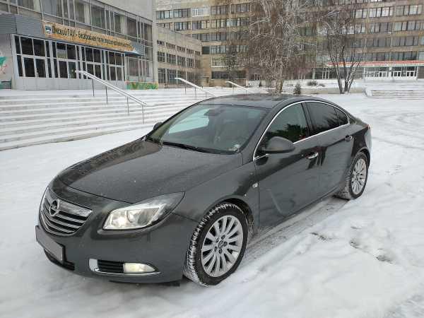 Opel Insignia, 2008 год, 510 000 руб.