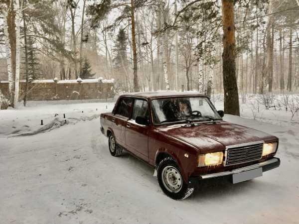 Лада 2107, 2002 год, 37 500 руб.